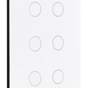 Smart control capacitive touch wall switch interface product