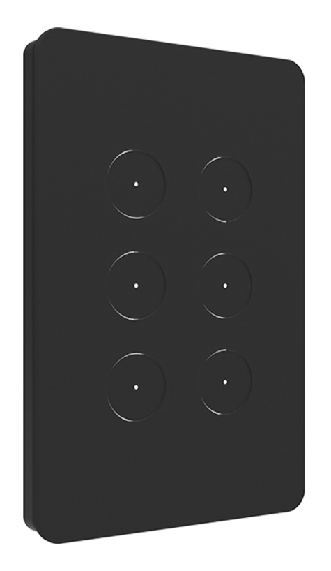 Smart Push button control wall switch interface product