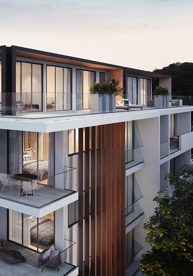 PENINSULA POINT FREDERICKA multi-residential development Read More